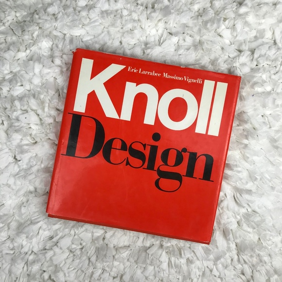 Knoll Accents Design Midcentury Modern Coffee Table Book Poshmark